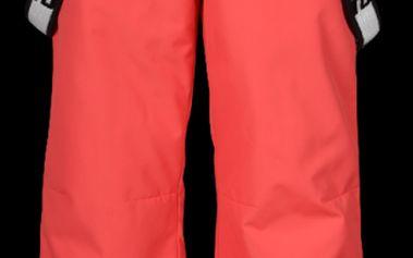 Dívčí lososové lyžařské kalhoty SAM 73 GK 23 160