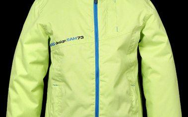 Chlapecká bunda SAM 73 BB 26 320 s kapucí