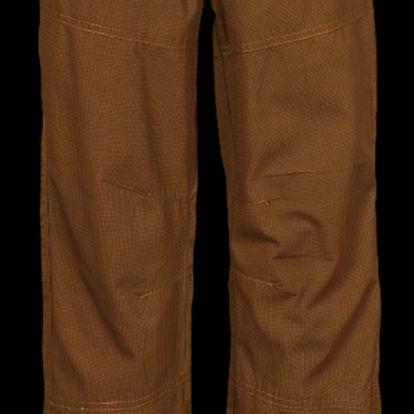 SAM 73 Dívčí kalhoty GK 21 310 - okrová tmavá