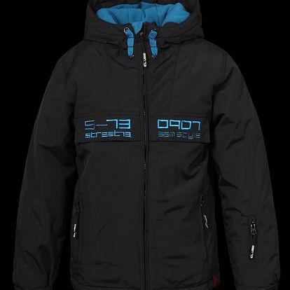 Sportovní chlapecká bunda SAM 73 BB 25 500 s kapucí