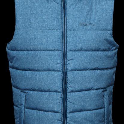 SAM 73 Pánská vesta MB 172 230 - modrá