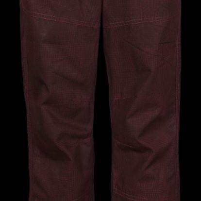 Dívčí kalhoty SAM 73 GK 21 150 v moderním kostkovaném designu