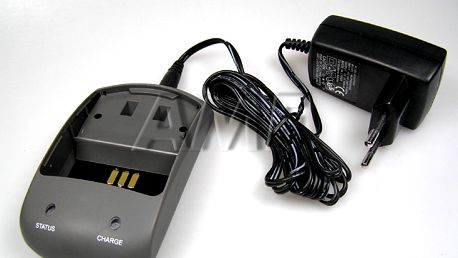 Nabíječka T6 univerzální AV-PL3 + INFO