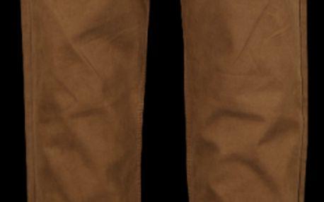SAM 73 Pánské džíny MK 133 310 - okrová tmavá