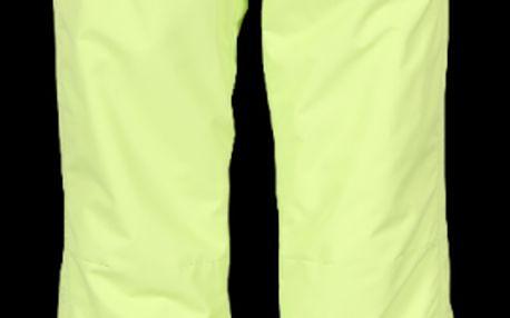 Dámské jasně žluté lyžařské kalhoty SAM 73 WK 190 320