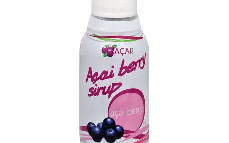 DoktorBio Acai berry sirup 200 g - naprostý hit v trendech zdravého životního stylu