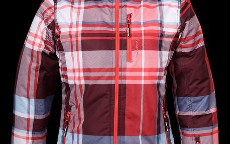 Dámská zimní bunda SAM 73 WB 204 150 se všitým SKI pasem