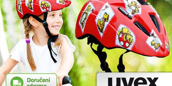 Dětská cyklistická helma Uvex Kid II