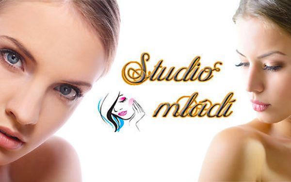 80minutové luxusní kosmetické ošetření pleti + masáž obličeje, krku a dekoltu zdarma