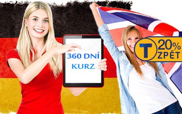 99 kč za angličtinu nebo němčinu video-expres na každý den!