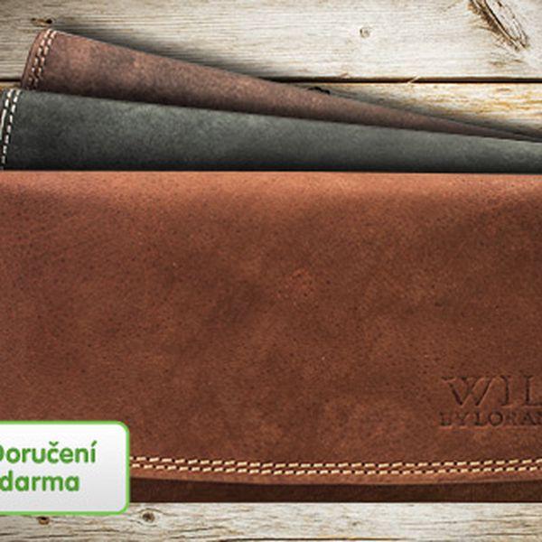 Dámské kožené peněženky Wild by Loranzo!!!