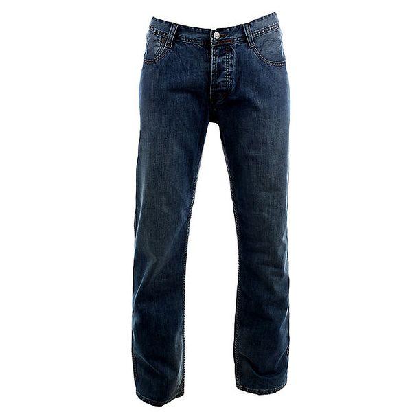 Pánské modré rovné džíny Authority