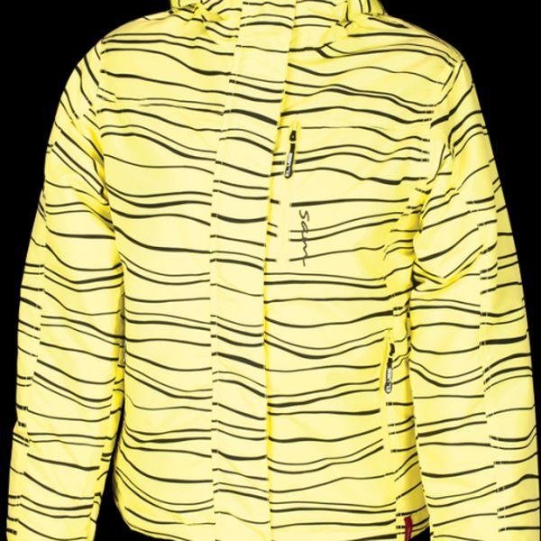 SAM 73 Dámská bunda WBA 192 315 - žlutá