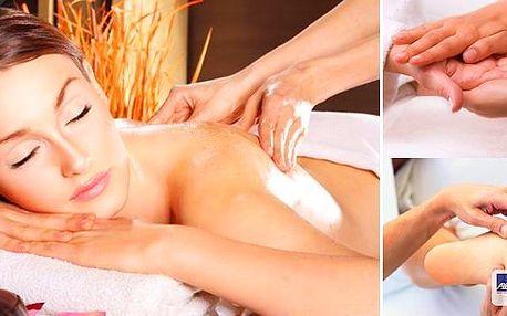 3 varianty masáží na různé neduhy a bolístky za skvělou cenu! Dopřejte svému tělu po zimě regeneraci a buďte zase aktivní a pohybliví s úsměvem na tváři.
