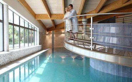 Až 4 dny pobytu včetně wellness pro DVA v luxusním hotelu SPORTARTCENTRUM **** přímo v srdci Beskyd za 3.699 Kč