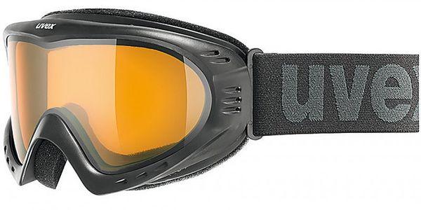 Uvex Cevron Black mat/DL/goldlite