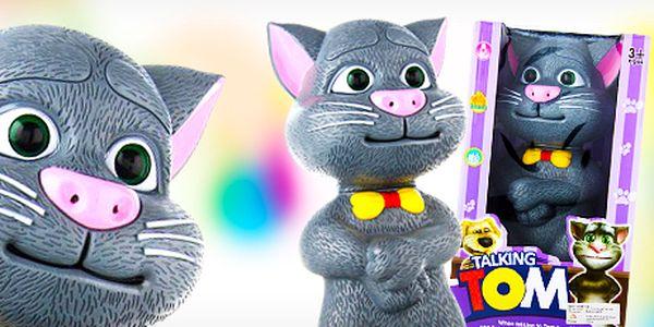 Mluvící kocour Talking Tom - skvělá hračka pro děti