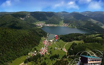 Nabitý pobyt pro DVA na 3 dny ve Slovenském ráji - platnost do října 2014