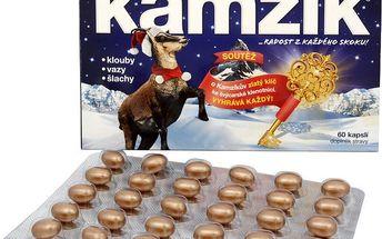 Cemio Cemio Kamzík kolagen na klouby 60 kapslí