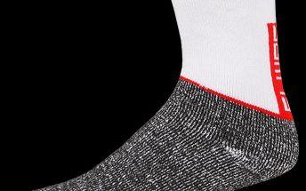 SAM 73 Ponožky UP 99 135 - červená