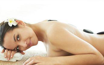Nejlepší relax? Při profesionálně provedené masáži! Hodinová masáž lávovými kameny nebo hodinová celotělová olejová masáž od 179 kč ve studiu sedmé nebe!