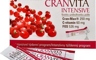 Pharma Activ Cranvita Intensive 14 sáčků