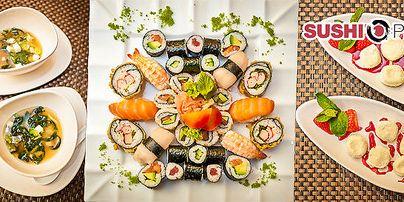 Sushi plus OC Nová Karolína