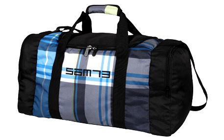 SAM 73 Velká taška UB 122 220 - modrá jasná