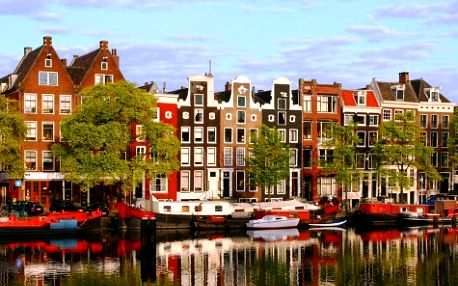 To nejlepší z Holandska - objevte kouzlo Amsterdamu