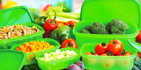 Sada dóz na potraviny (10 dílů)