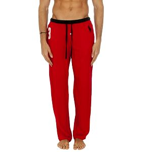 Pánské červené kalhoty na spaní Ralph Lauren