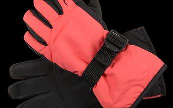 SAM 73 Dětské rukavice CR 20 160 - lososová