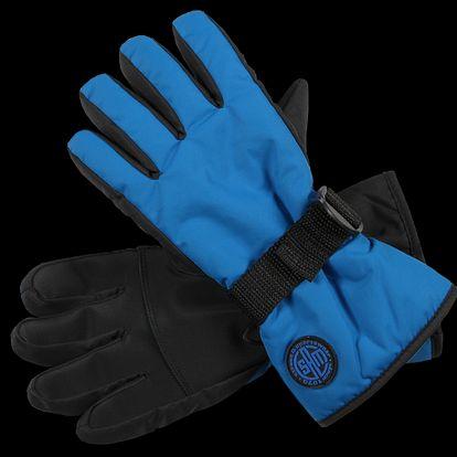SAM 73 Dětské rukavice CR 19 220 - modrá jasná