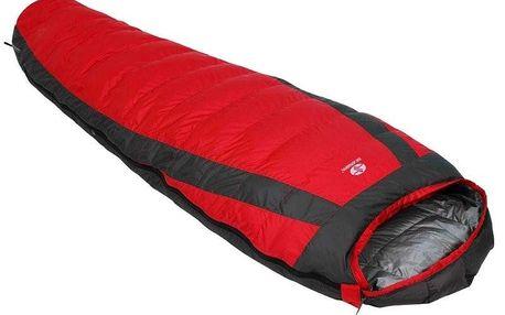 Péřový spací pytel Rimo 600 z řady Trekking od české značky Sir Joseph
