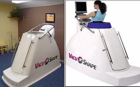Permanentka na 10 vstupů na cvičení na VacuShape