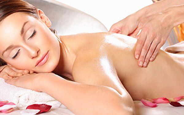 75 minut profesionální masáže celého těla dle vlastního výběru. Zvolte si masáž, která Vám nejlépe vyhovuje