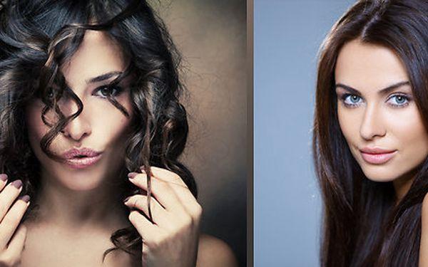 Osvěžte svůj vzhled jarním sestřihem - dámský kadeřnický balíček