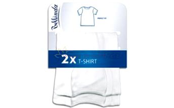 Pánské tričko bellinda 847101 bavlněné multipack 2 kusy