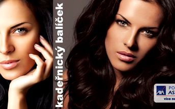 Nechte si upravit Váš účes v příjemném salonu v Českých Budějovicích za úžasnou cenu! Kadeřnický balíček se značkou L´oreál obsahuje: mytí, střih, regeneraci a finální úpravu vlasů.