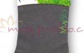 Pánské ponožky Bellinda 497523 My bio in-shoe socks
