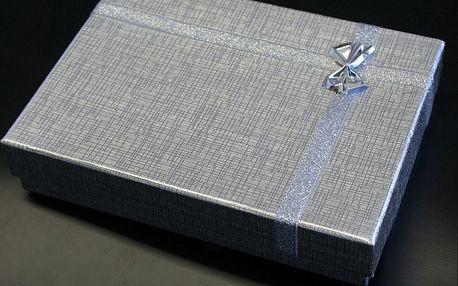 Dárková krabička na bižuterii