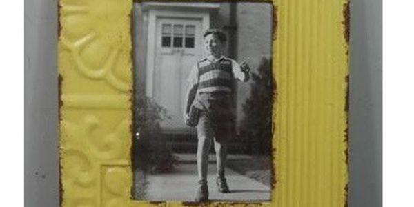 Fotorám Yellow Vintage 30x24 cm