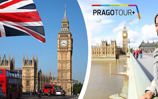 Nákupní a poznávací výlet do Londýna - více termínů od jara do léta