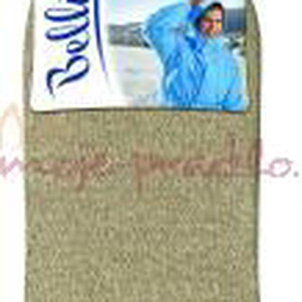 Pánské ponožky Bellinda 497594 WINTER Socks