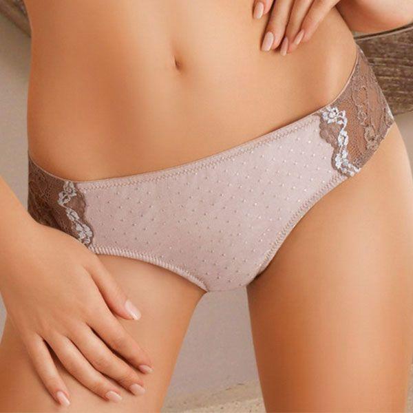 Exkluzivní kalhotky s krajkou Sára 1330