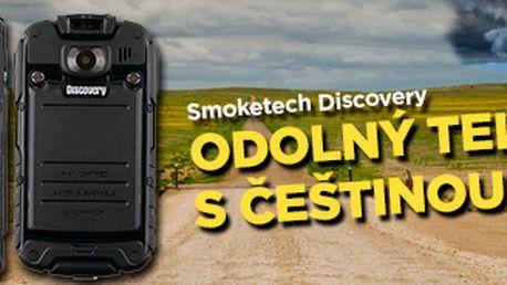 Smartphone Outdoor, odolný mobil (mobilní telefon)