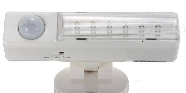 Bezdrátové LED osvětlení se senzorem pohybu a poštovné ZDARMA! - 7708503