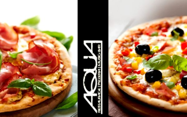 2x PIZZA o průměru 32 cm za cenu jedné! Vybrat si můžete pizzu ze 7 druhů a za obě zaplatíte jen 119 Kč! Pozvěte svou drahou polovičku na pizzu se slevou 46%!