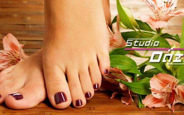 Báječná mokrá pedikúra včetně masáže a parafínového zábalu na ruce nebo nohy! Hodinová péče za pouhých 189 kč ve studiu oáza! Užijte si luxusní péči!