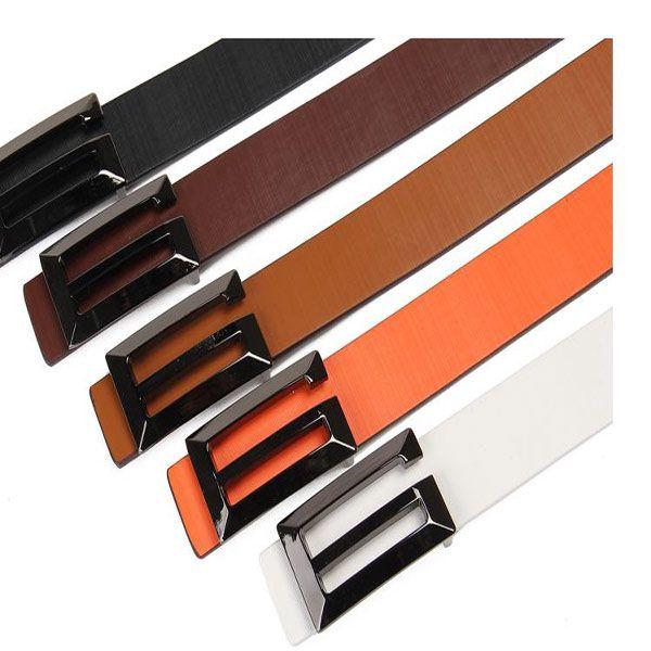 Pánský pásek z umělé kůže - v 5 barvách a poštovné ZDARMA! - 8103526